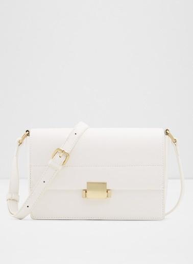 Aldo Messenger / Askılı Çanta Beyaz